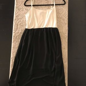 Dresses & Skirts - NWT!! Spaghetti strap hi-low dress
